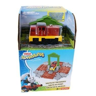 Thomas Thomas Friendes Adventures Mini İstasyon Set Renkli